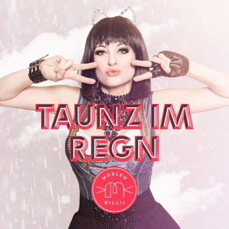 CD Cover Taunz im Regn Marlen Billii